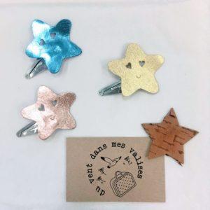 barette étoile
