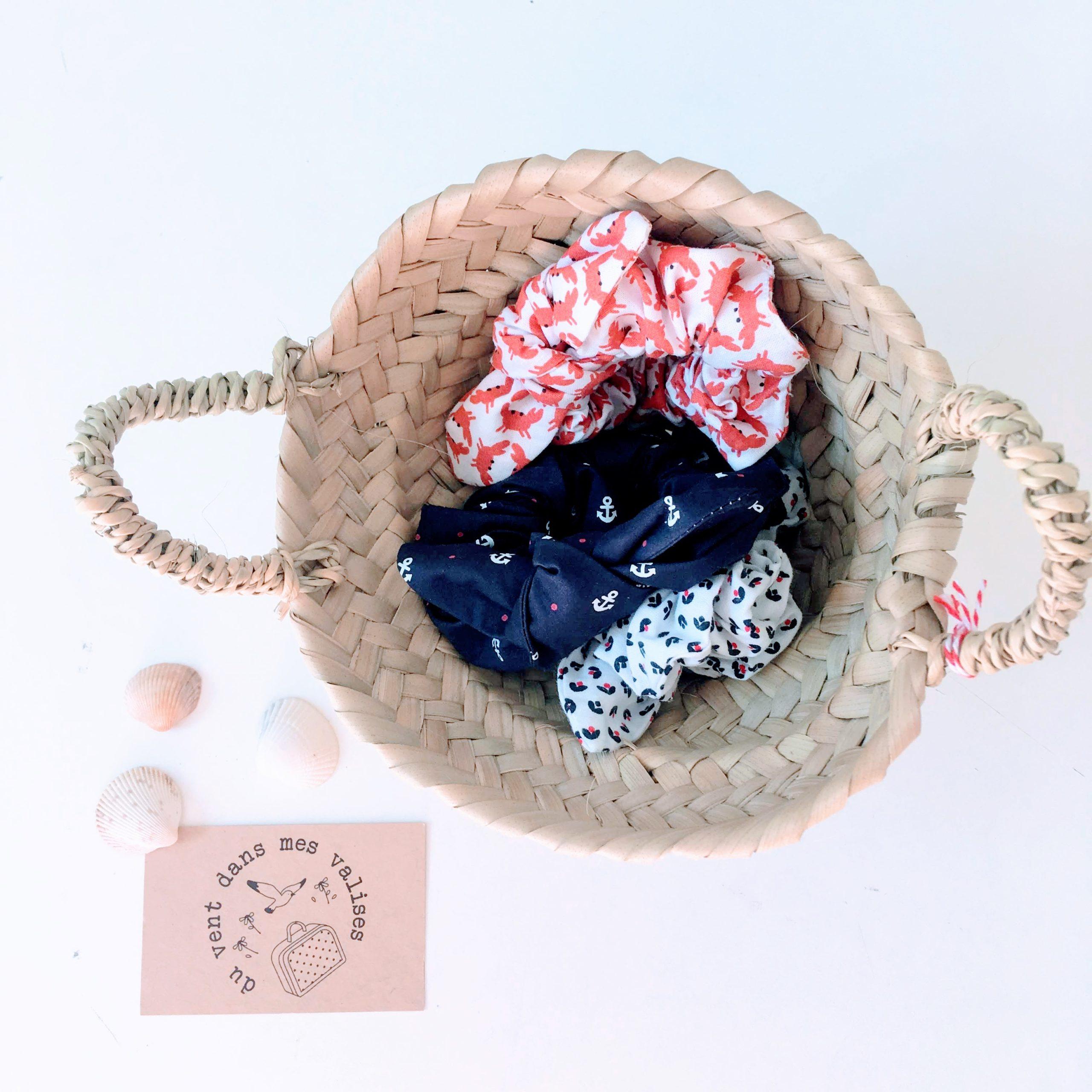 du vent dans mes valises - chouchou chou crabes made in France