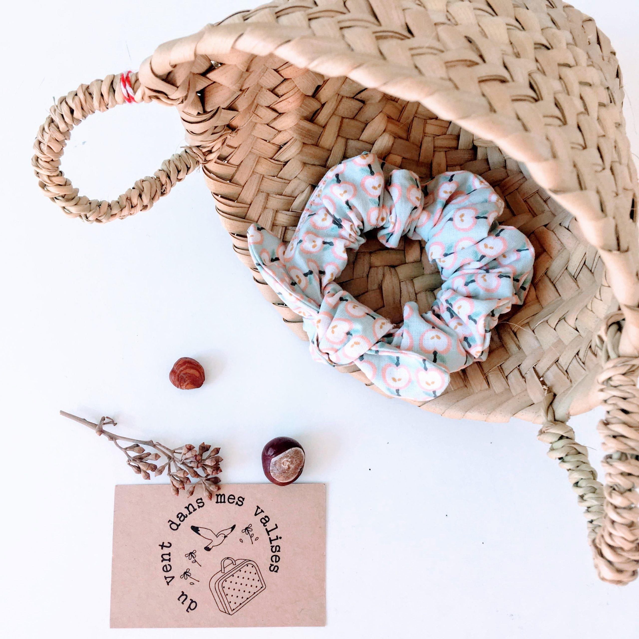 du vent dans mes valises - chouchou chou pommes made in France