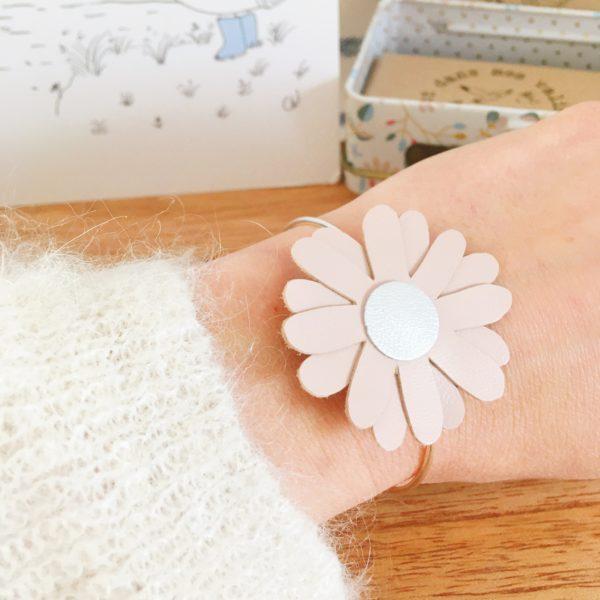 bijou floral made in france - du vent dans mes valises
