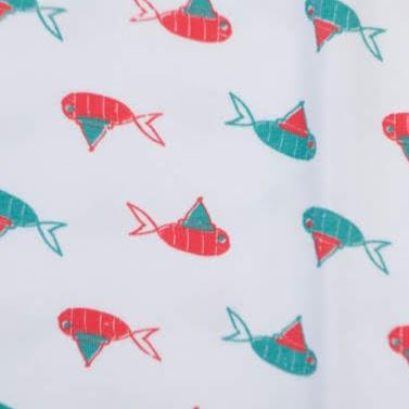 duventdansmesvalises-jersey-coton-blanc-poisson-clown-corail-turquoise