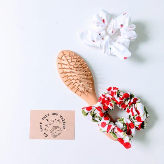 du vent dans mes valises - chouchou chou fraises cerises baies made in France