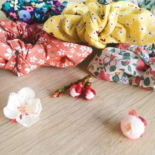 accessoires cheveux collection printemps made in france - du vent dans mes valises