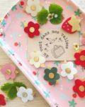 broches fleurs mignonnes made in france - du vent dans mes valises