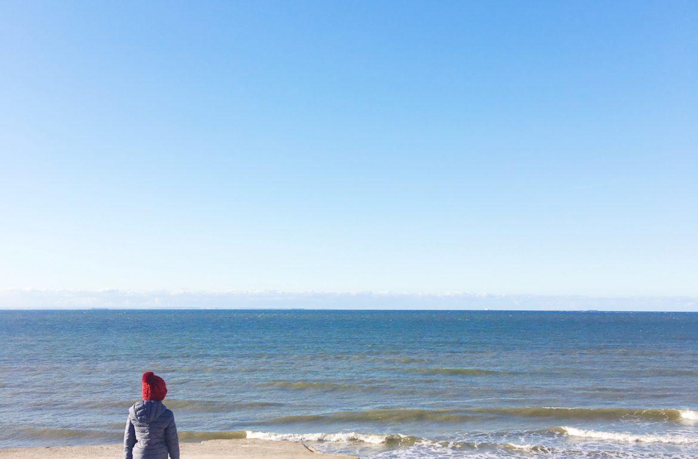 le petit homme et la mer, cap blanc nez ©du vent dans mes valises