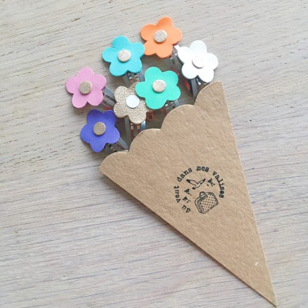 barrettes fleuries parfums d'été made in france - du vent dans mes valises4