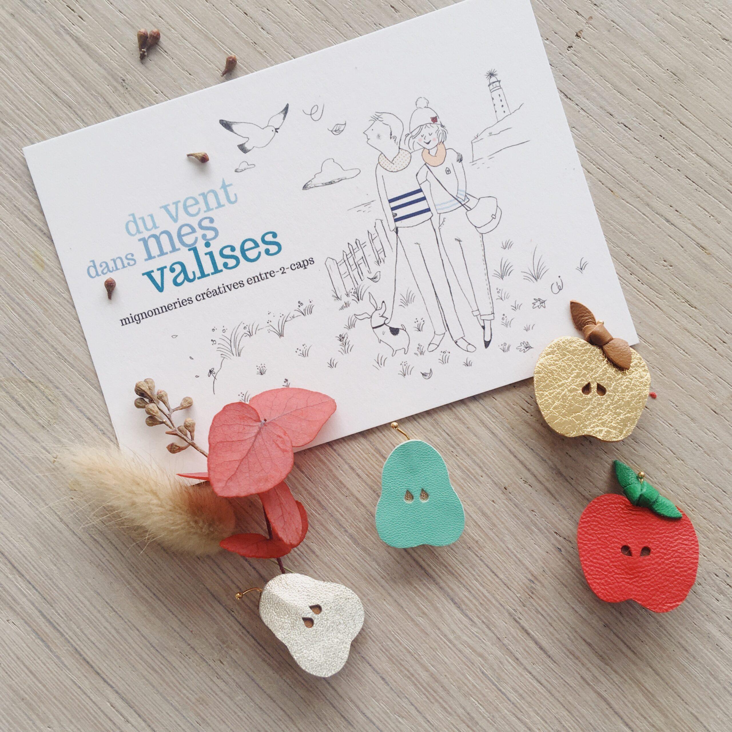 broches-bijoux-fruits-de-saison-automnale-pommes-et-poires-made-in-France-du-vent-dans-mes-valises
